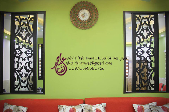 Interior Design for beauty center