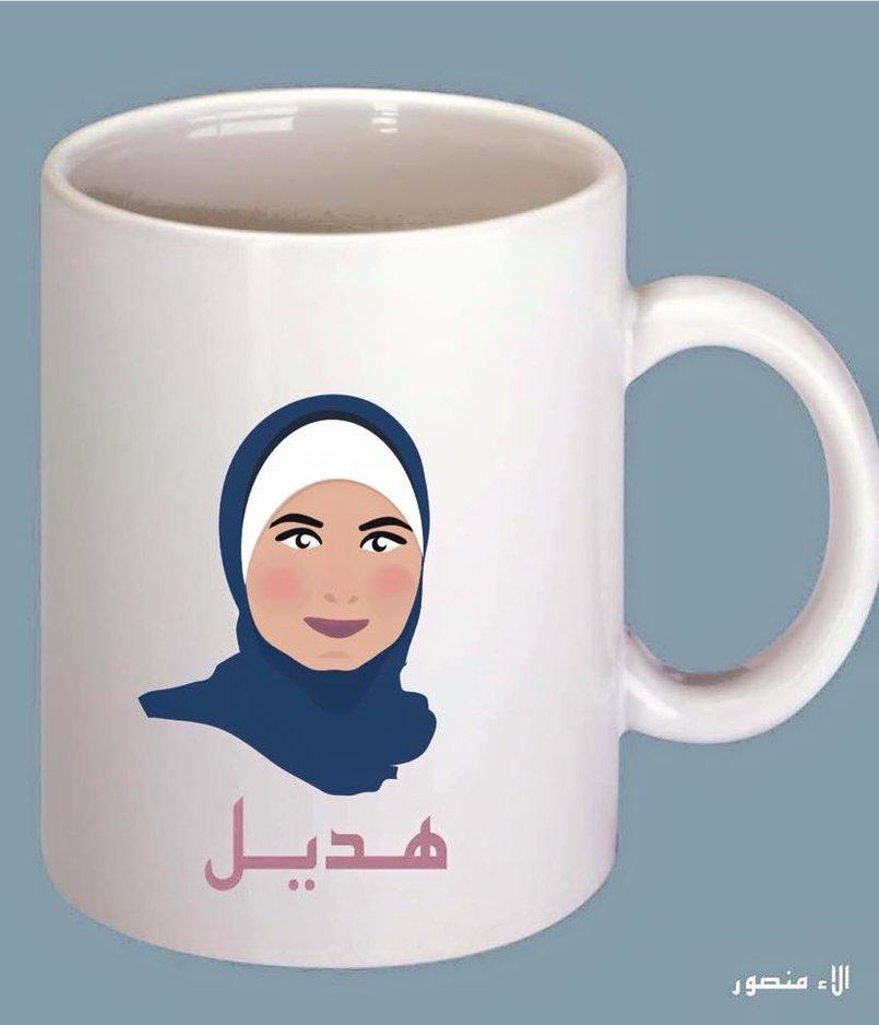 character _drawing_in mug
