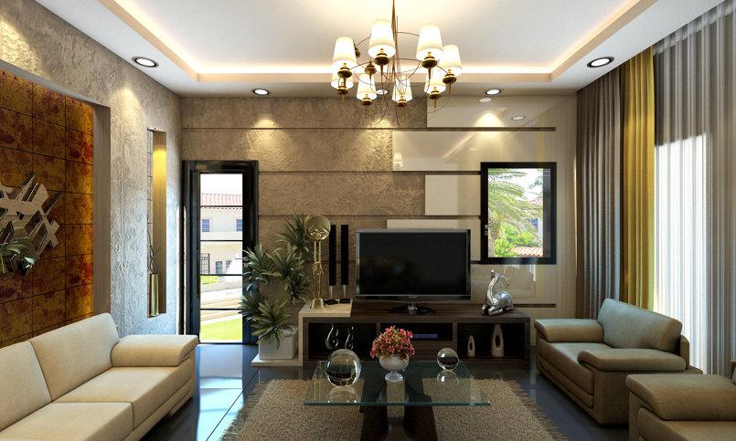 Apartment Interior Design - Cairo