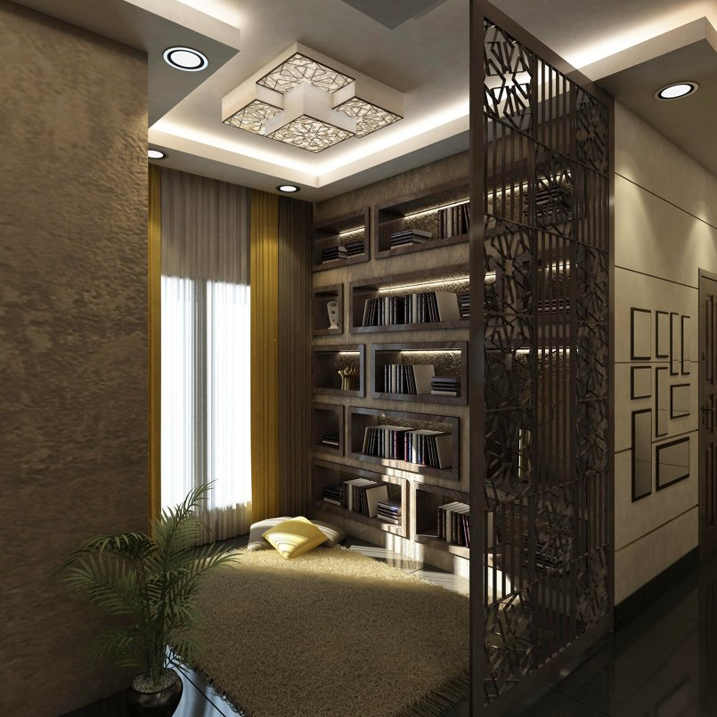 Apartment Interior Design - Cairo