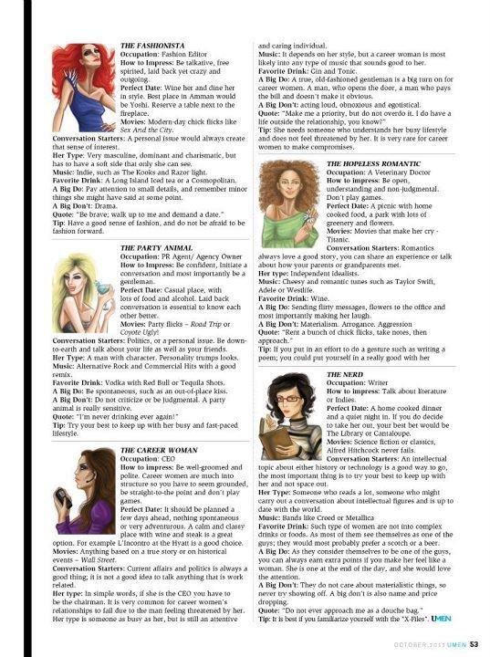 U MEN Magazine  October Issue 2011