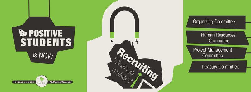 Recruitment Facebook cover