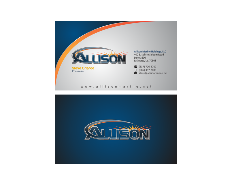 allison marine holdings,llc