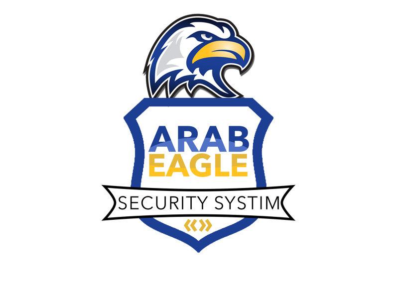 شعار شركة النسر العربي | للحماية