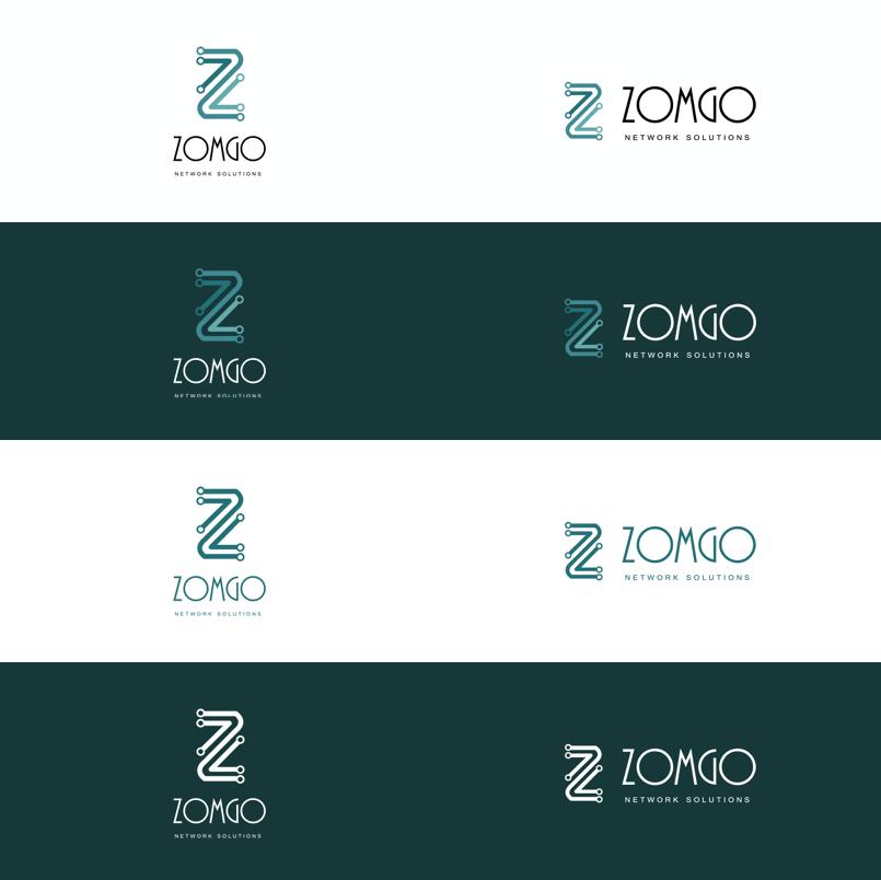 ZOMGO   Brand Identity