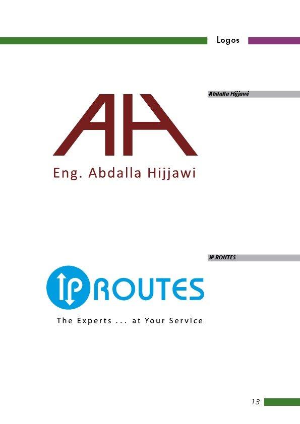 Issam Hijjawi 2012 Portfolio