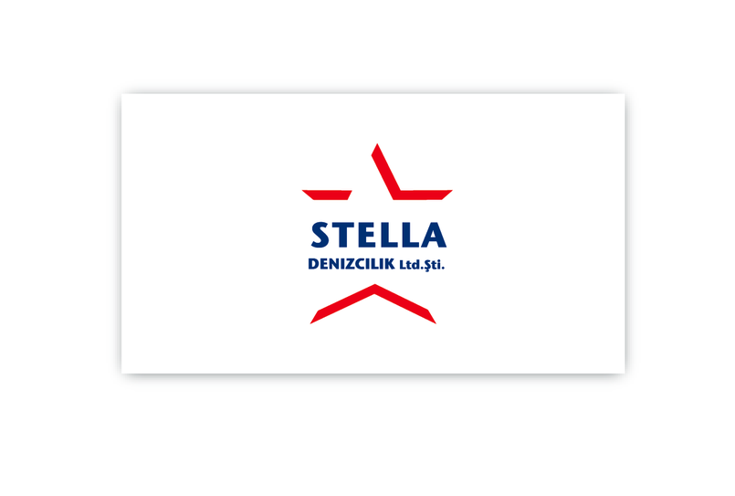 A Turkish Shipping Company... Star Shipping (Stella meaning Star)