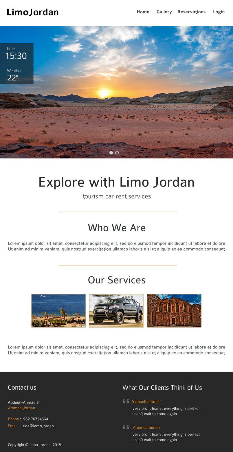 Limo Jordan