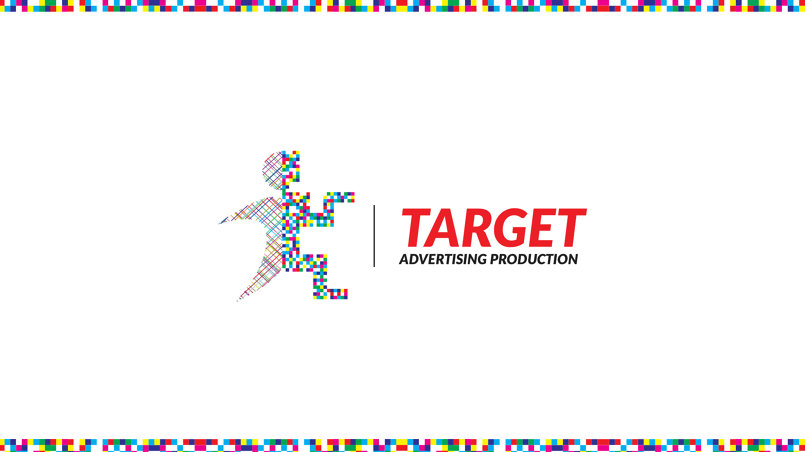 Target advertising production