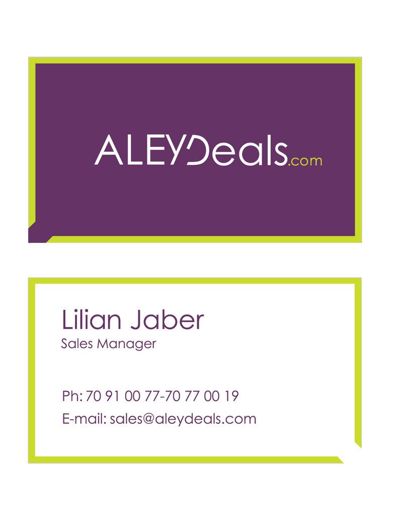 2 - Aley Deals