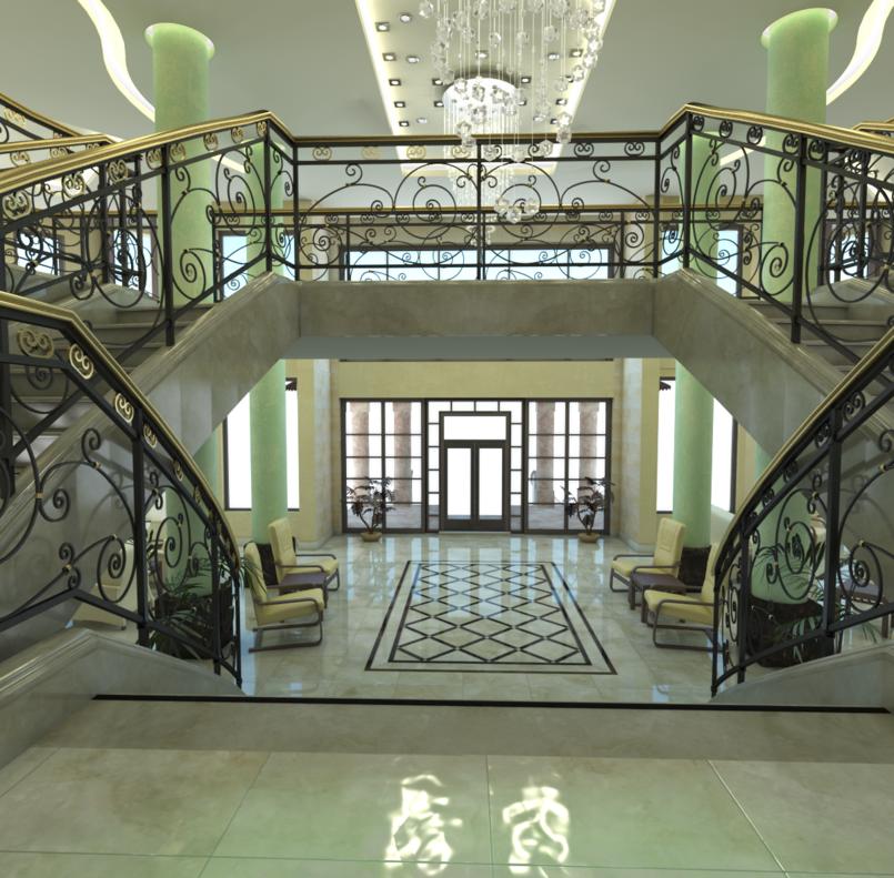 Villa_Hall