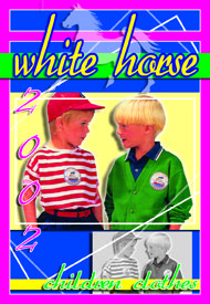 White Horse Tags