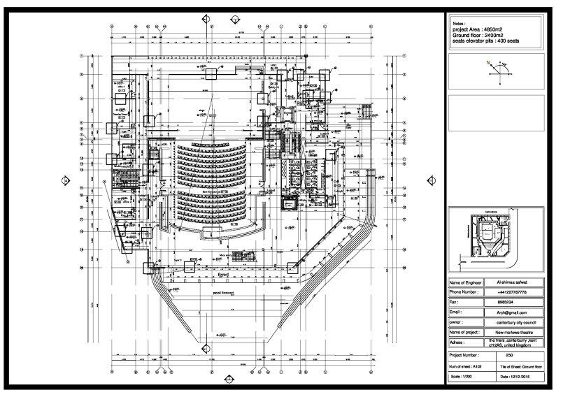 الهندسه المعماريه