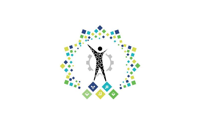 tamkeen logo and brand
