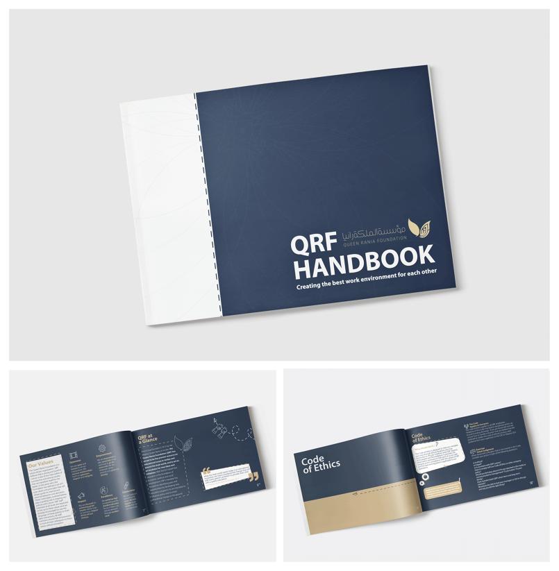 QRF Employee handbook