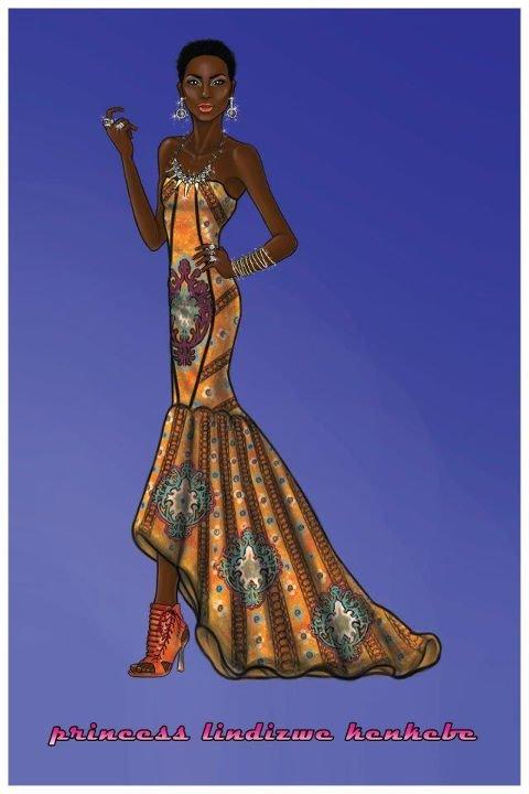 Princess Lindizwe Kenkebe
