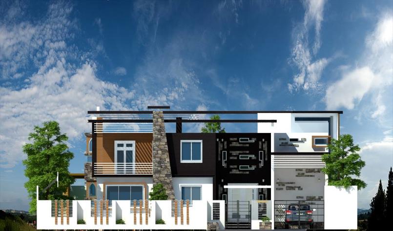 مشروع انجاز منازل