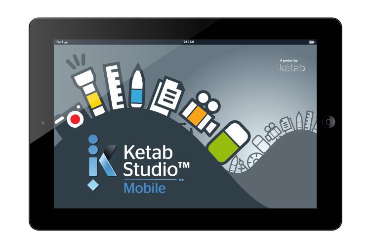 Ketab studio mobile