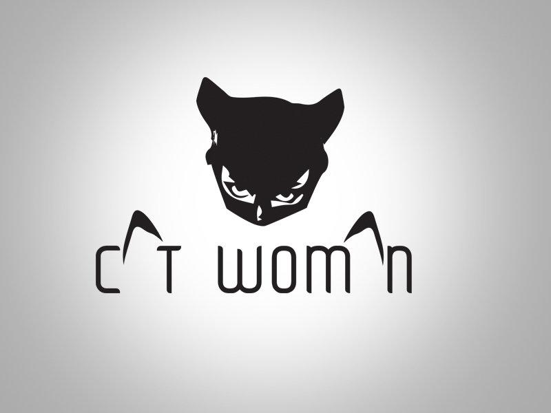 Cat Woman Logo