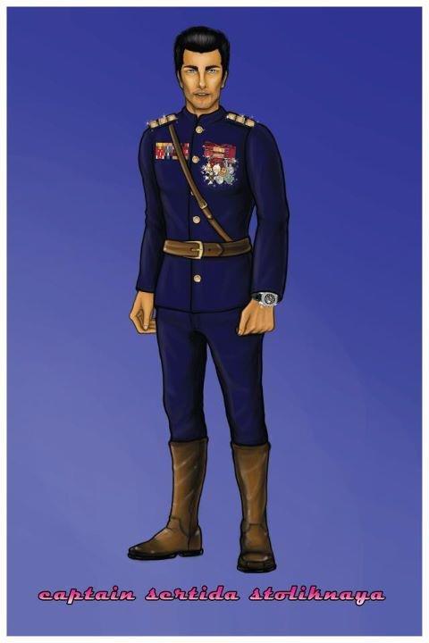 Captain Sertida Stoliknaya