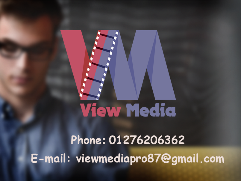 لوجو لشركة فيديو ميديا View Media
