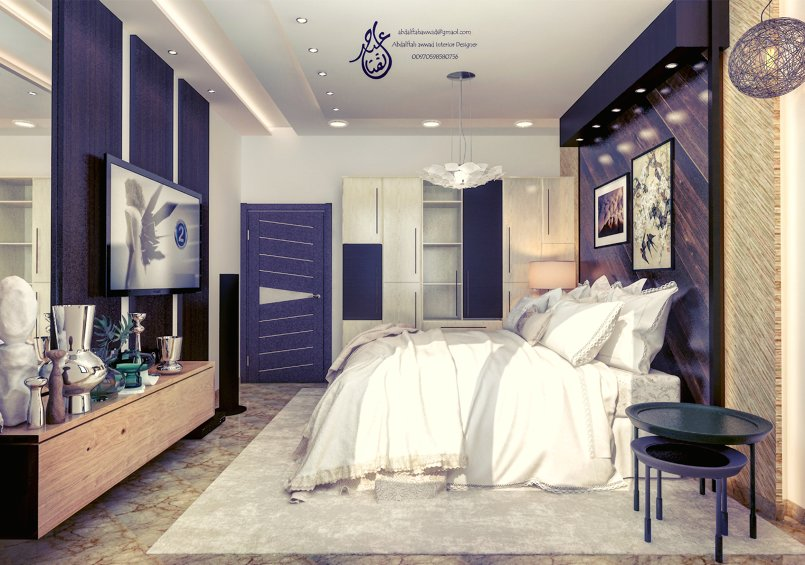 Interior Design for the bedroom