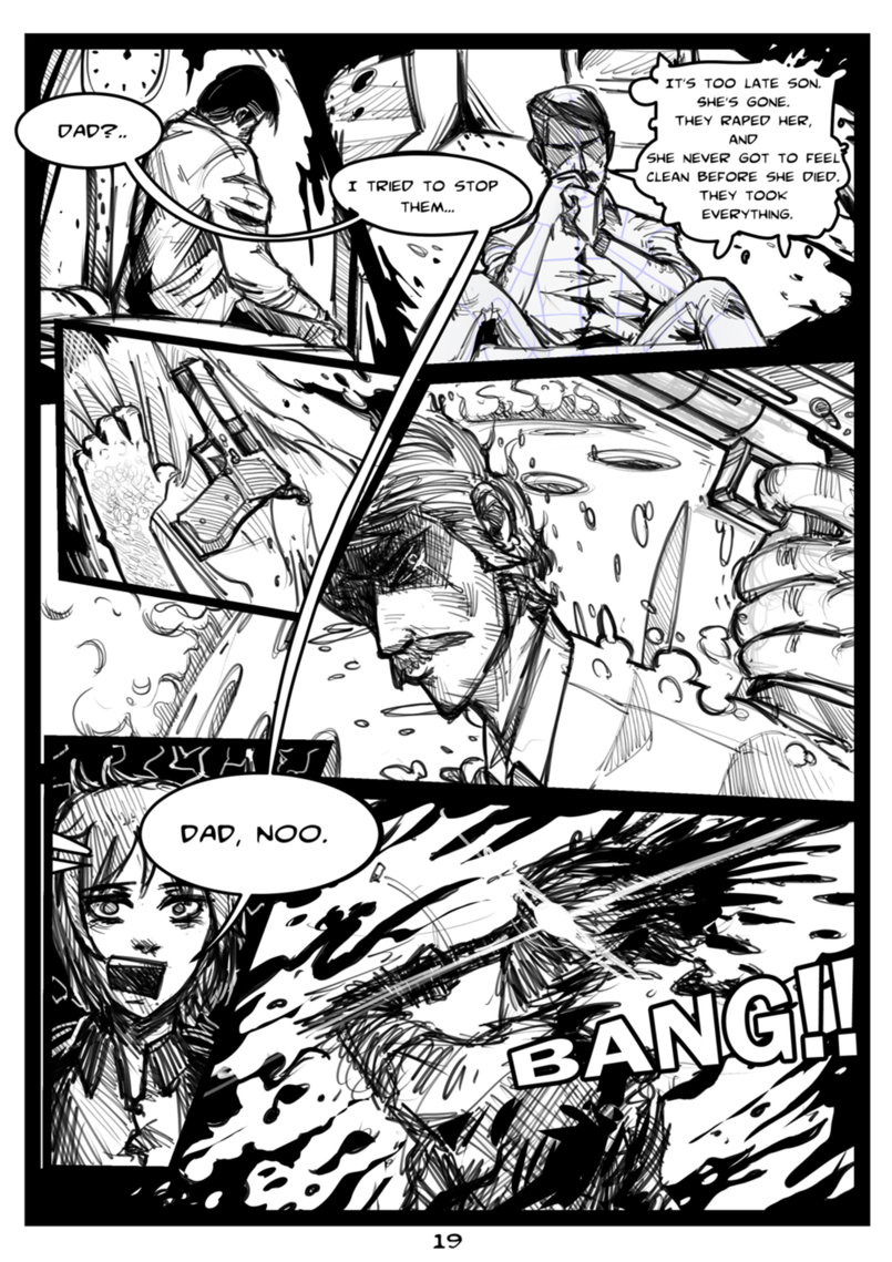 """the legend of the astrophaths"""" manga"""""""