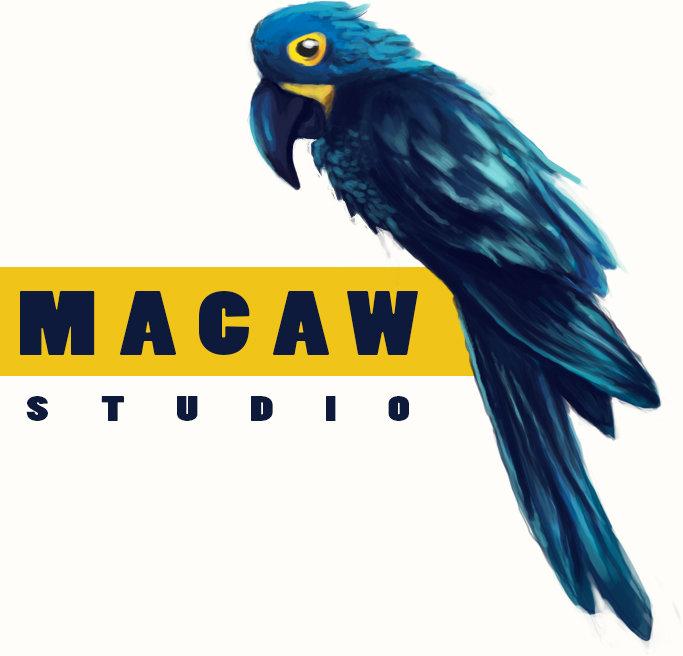 logo macaw
