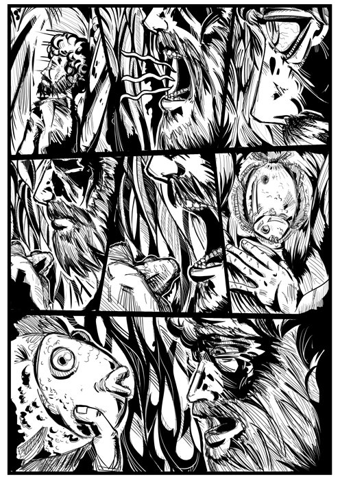 قصة مؤنس و الحوت