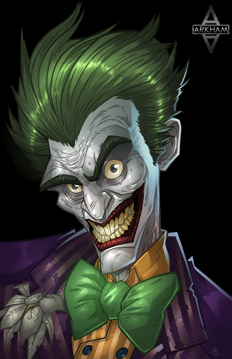 Arkham City: The Joker