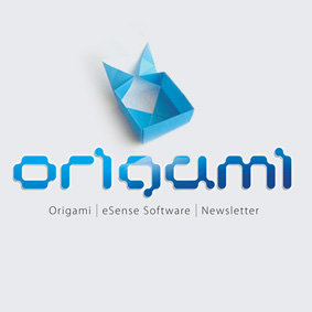 Origami : Esense Software Newsletter Logo