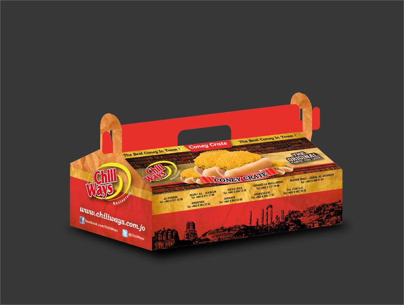 Chili Ways Packaging