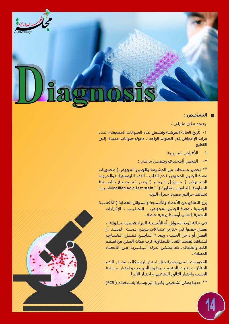 مجلة الطبيب البيطري