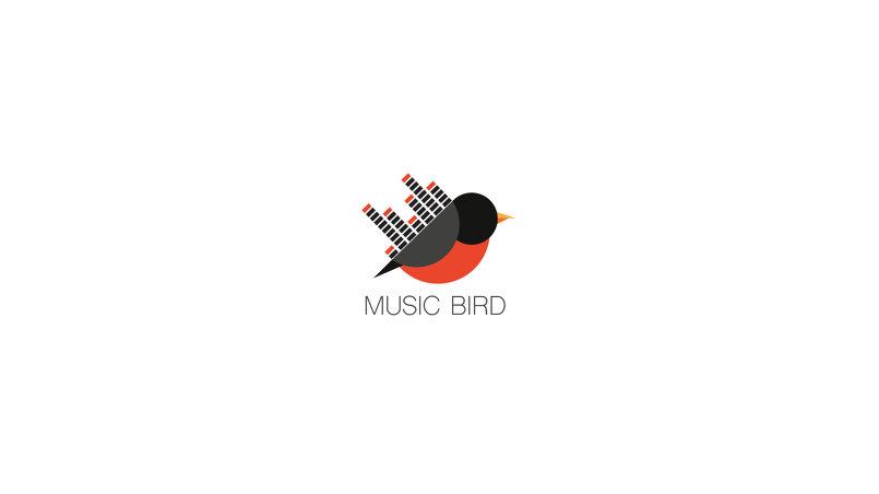Logo Music Burd