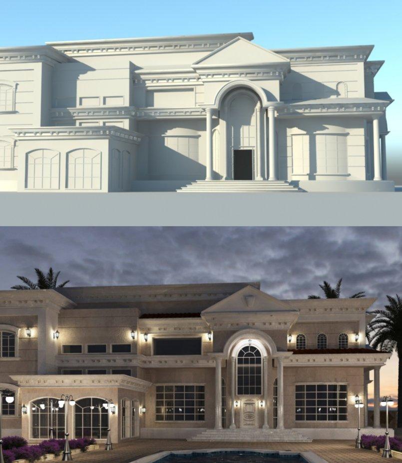 مشروع قصر