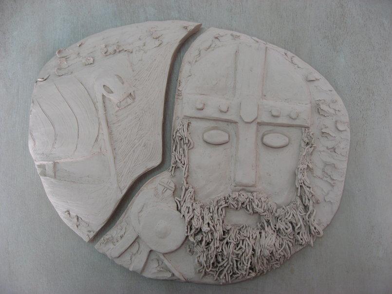 Vikings - 47 x 39cm
