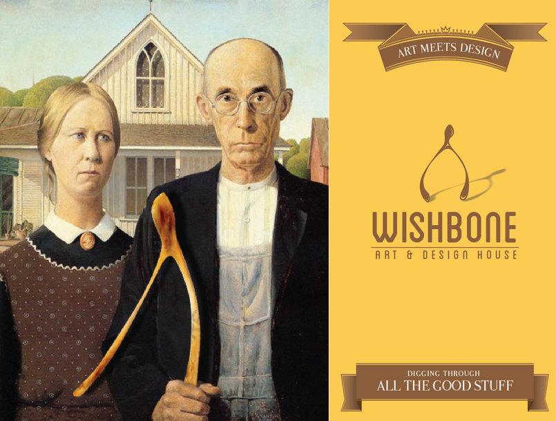 WISHBONE art and deisgn house