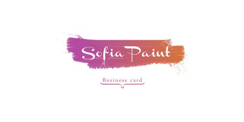 [Sofia Paint [business card