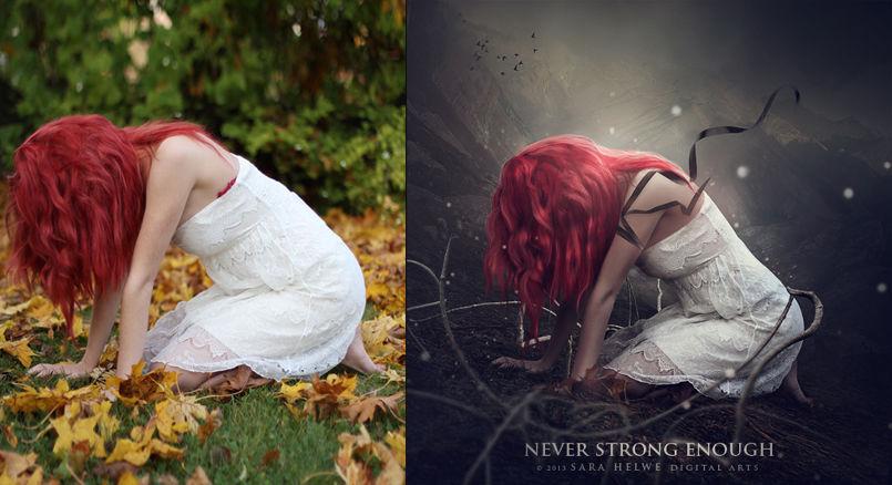 """""""Never Strong Enough"""""""