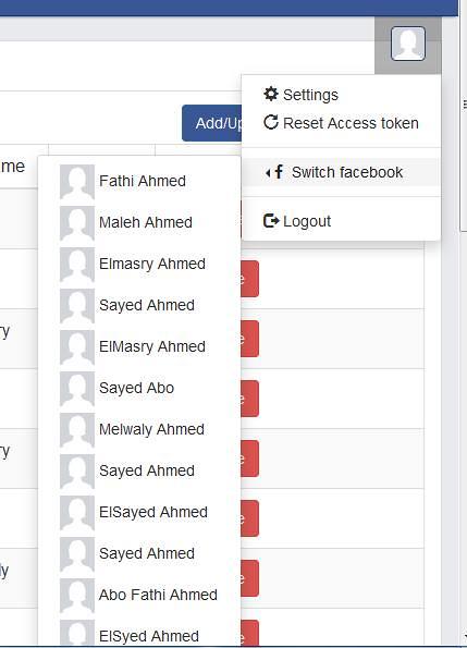 موقع نشر تلقائي على مجموعات فيسبوك مع جدول زمني