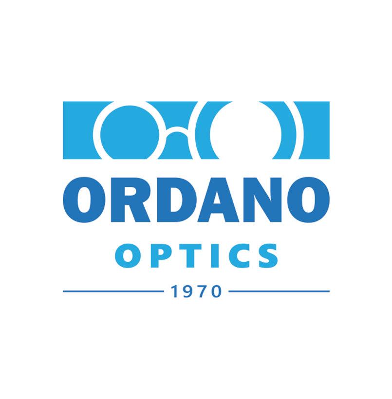 Ordano Optics Branding design