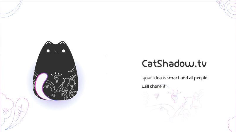 CatshadowTV || Redesign Identity