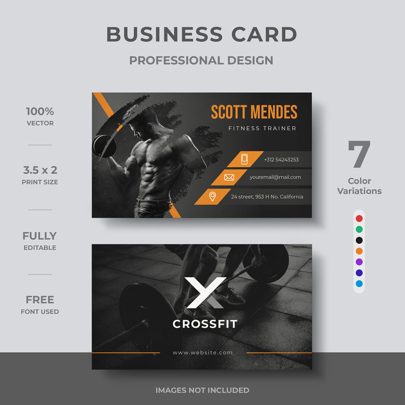 Designing paper publications, logos and a business card