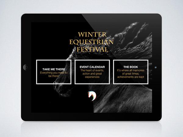 Winter Equestrian Festival 2015