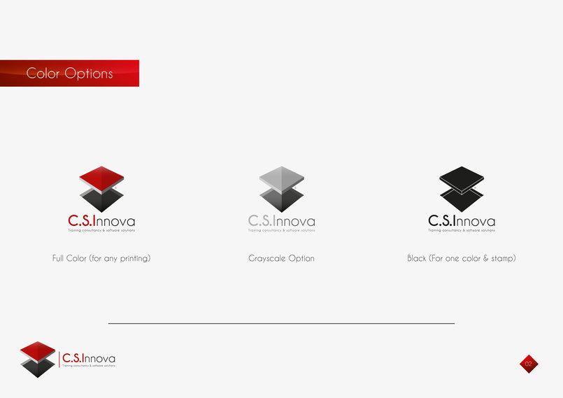 C.S.Innova branding presentation