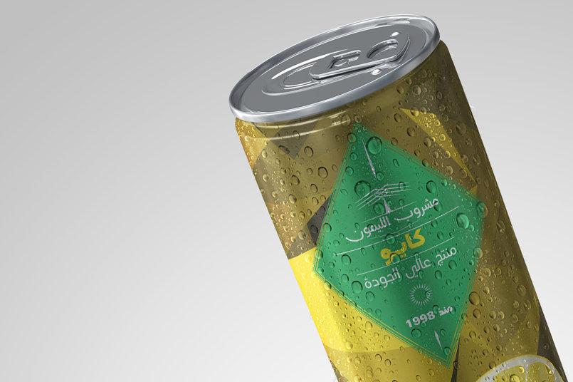 صورة مقربة للمنتج - شراب الليمون