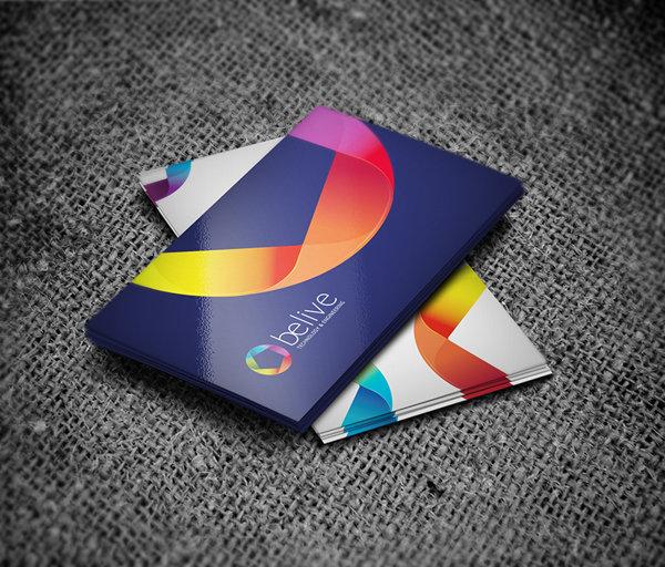 Belive Business Card