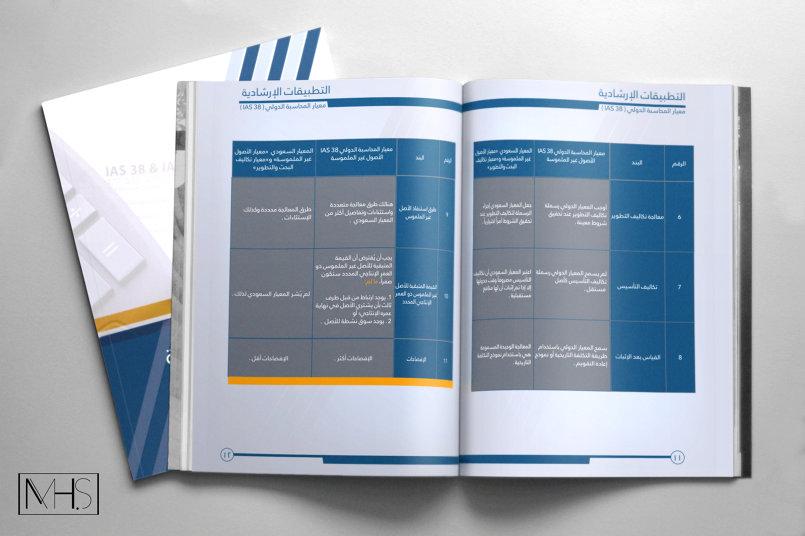 كتاب التطبيقات الارشادية لمعيار المحاسبة الدولي IAS 38 and IAS 36