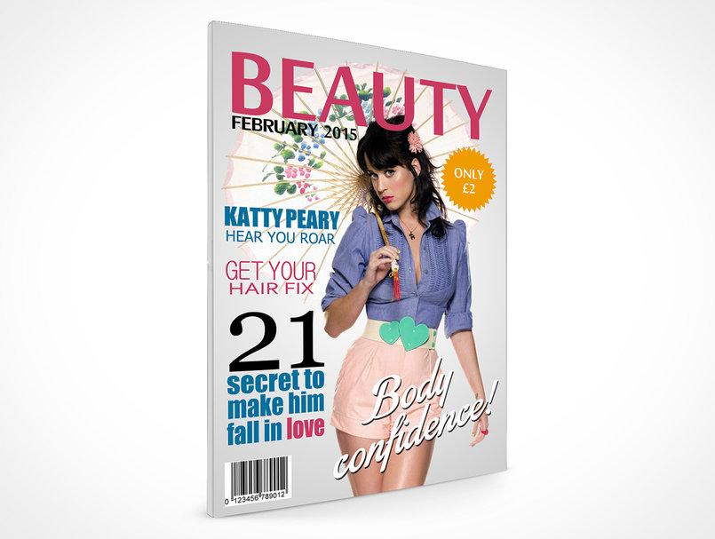 1 - Magazine Cover