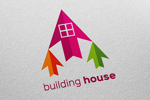 building house logo